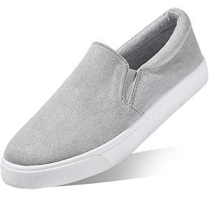 Women's Preforated Slip On Sneakers Womens Slipons