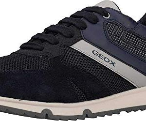 Geox - Men's Wilmer 6 Sneakers Navy