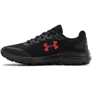 Under Armour unisex child Grade School Surge 2 Sneaker
