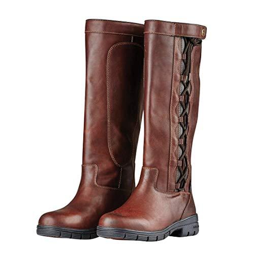 Dublin Pinnacle Grain Boots II Red Brown