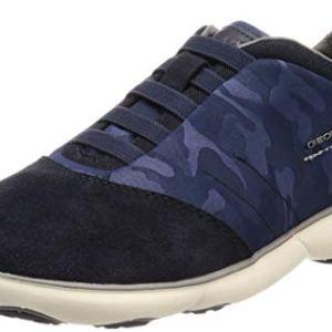 Geox Men's U Nebula B Low-Top Sneakers