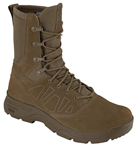 Unisex Wide Military and Tactical Boots