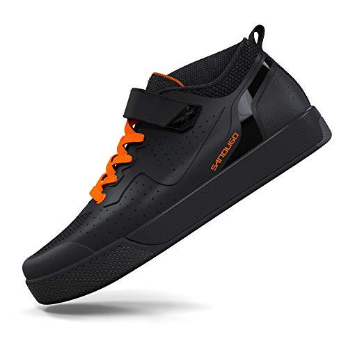 Cycling Shoes for Men Mountain Bike MTB Cycle Shoes