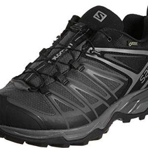 Men's X Ultra 3 GTX Hiking Shoes Black
