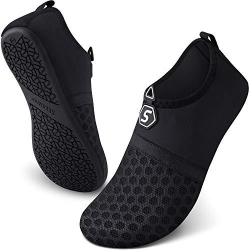SEEKWAY Water Shoes Women Men Adult Quick-Dry