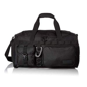Fitdom Small Gym Duffle Bag With Shoe Compartment.