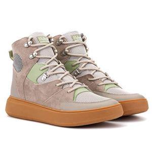 Hybrid Green Label Men's Globetrotter High Top Shoes