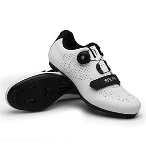 NAICUTE Cycling Shoes for Men Indoor Bike Shoes