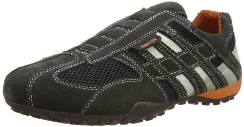 Geox mens Snake 96 (Slip On) fashion sneakers