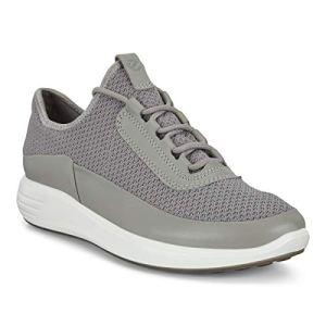 ECCO Women's Fashion Sneaker, Wild Dove/Wild Dove Concrete