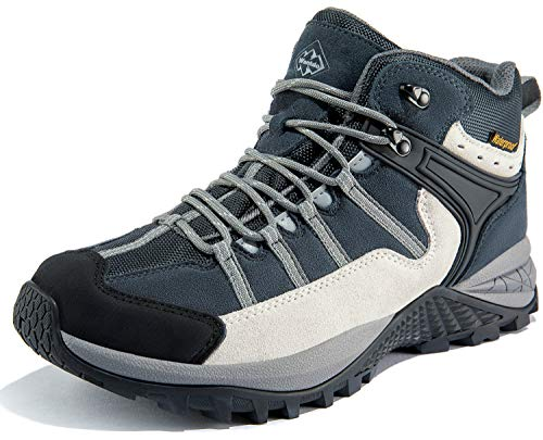 Wantdo Women's High Waterproof Hiking Tactical Boots