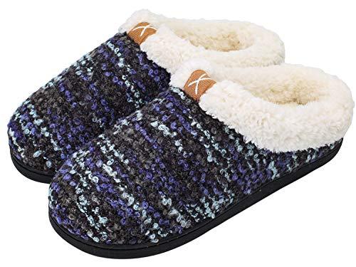 Women's Home Slippers Memory Foam Indoor,Outdoor