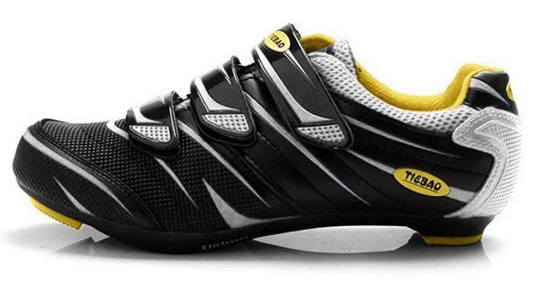 Tiebao Road Cycling Shoes Lock Pedal Bike Shoes