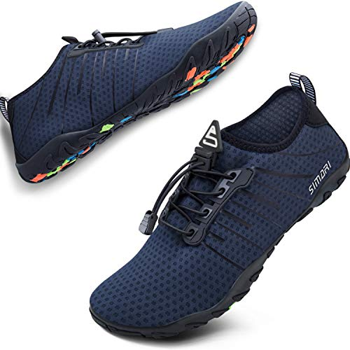 SIMARI Water Shoes Mens Womens Sports Quick Dry