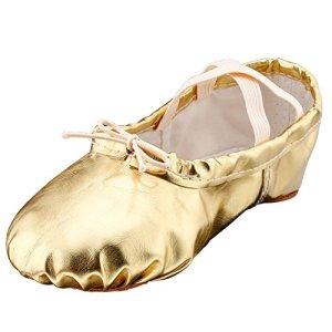 MSMAX Ballet Shoes Dancing Practice Slippers