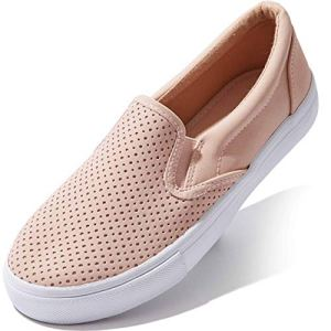 Sneacers for Women Low Top Slip On Shoe