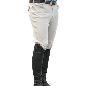 Ovation Men's EuroWeave Front Zip 4-Pocket