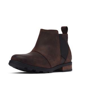 Sorel Women's Emelie Chelsea Boot - Light and Heavy Rain