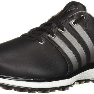 Adidas Men's Spikeless Golf Shoe Silver Metallic