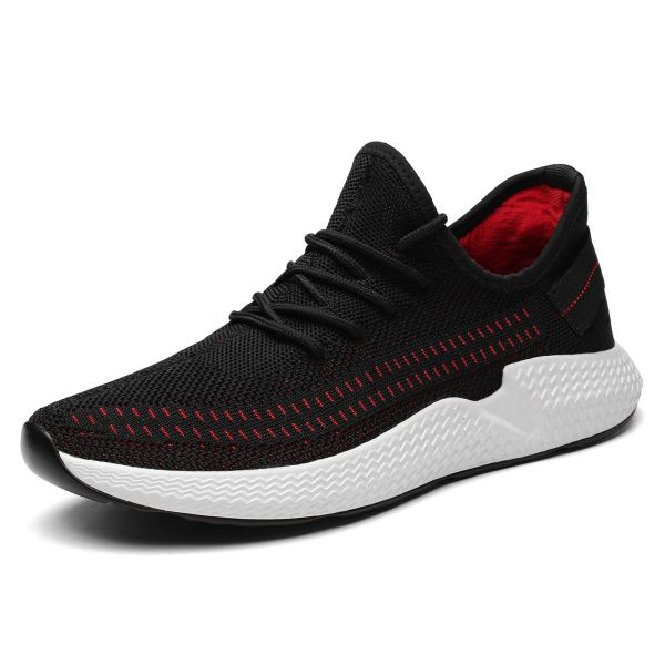 Kvovzo Mens Walking Athletic Shoes Comfort Casual