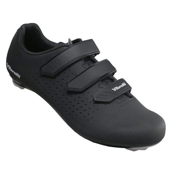 Vibrelli Men's Cycling Shoes - Road, Peloton, Spin Shoes