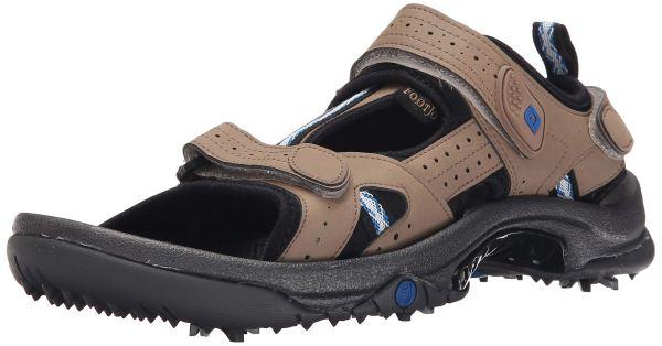 FootJoy Men's Golf Sandals Beige 11 M Shoe