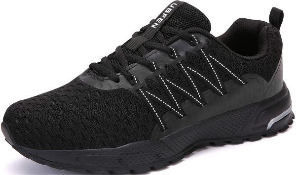 KUBUA Mens Running Shoes Womens Walking Gym