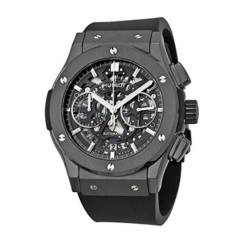 Hublot Classic Fusion Aero Chronograph Black Magic Men's Watch