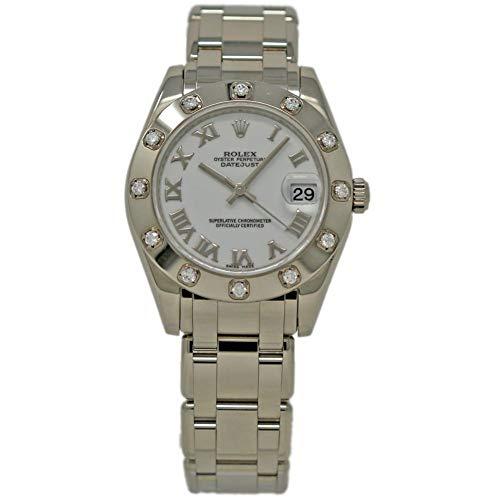Rolex Masterpiece Swiss-Automatic Female Watch