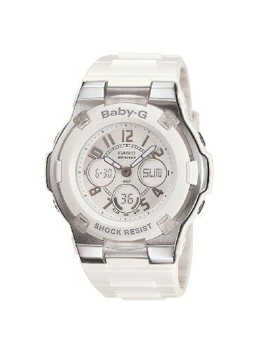 Casio Women's Baby-G Shock-Resistant White Sport Watch