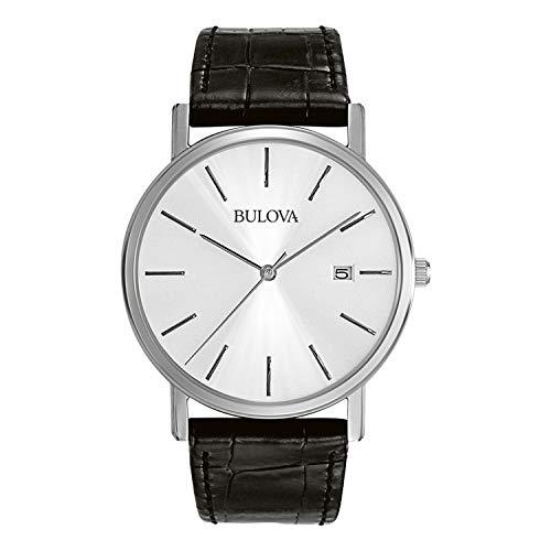 Bulova Men's Stainless Steel Dress Watch