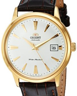 Orient Men's '2nd Gen. Bambino Ver. 1' Japanese Automatic Stainless Steel