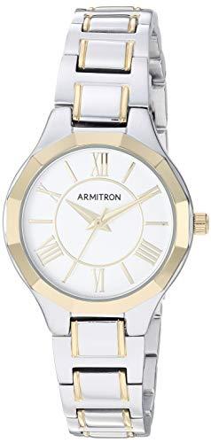 Armitron Women's Two-Tone Bracelet Watch