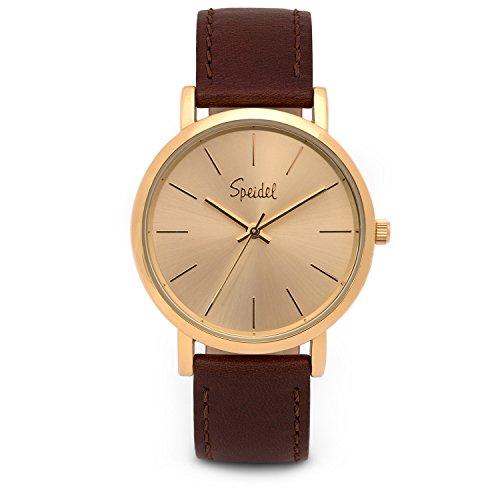Speidel Sunburst Gold Watch