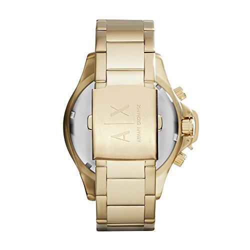 Armani Exchange Men's AX1504  Gold  Watch Armani Exchange Men's AX1504 Gold Watch.