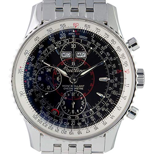 Breitling Montbrillant Automatic-self-Wind Male Watch