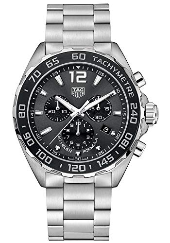 Tag Heuer Formula 1 Chronograph Anthracite Dial Mens Watch