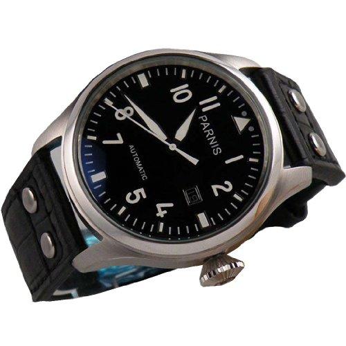Fanmis Black Dial Mechanical Luxury Men's Wrist Watch