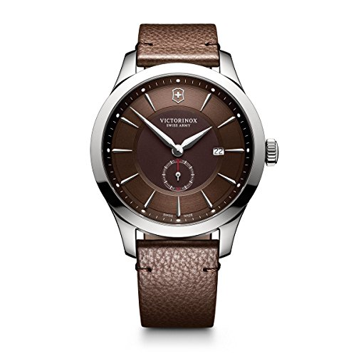 Victorinox Men's 'Alliance' Swiss Quartz Stainless Steel Watch