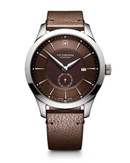 Victorinox Men's 'Alliance' Swiss Quartz Stainless Steel Watch