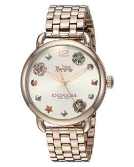 COACH Women's Delancey - Carnation Rose Gold One Size