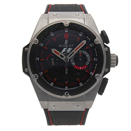 Hublot King Power Mechanical (Automatic) Black Dial Mens Watch
