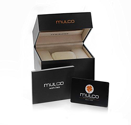 Mulco Gravity Satelite Quartz Swiss Chronograph Movement Women's Watch