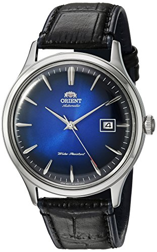 Orient Men's 'Bambino Version 4' Japanese Automatic Stainless Steel