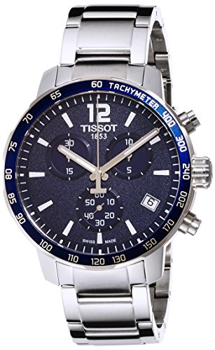 Tissot Men's Quickster Blue Watch