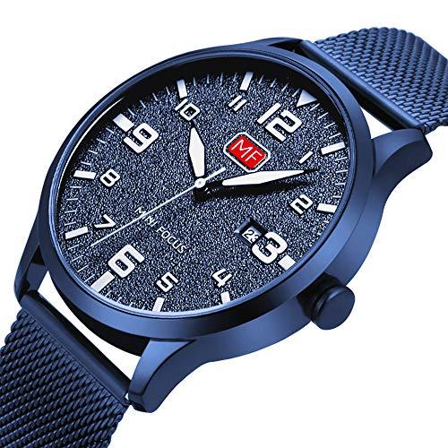 Men's Analog Quartz Watch