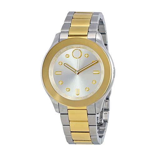 Movado Women's Swiss Quartz Two-Tone and Stainless Steel Casual Watch