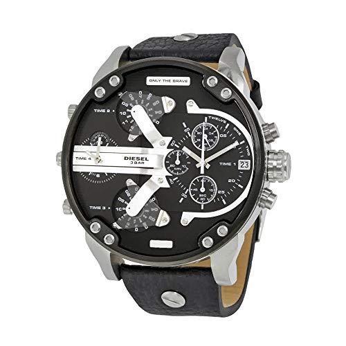 Diesel Men's Mr Daddy 2.0 Quartz Stainless Steel WatchDiesel Men's Mr Daddy 2.0 Quartz Stainless Steel Watch
