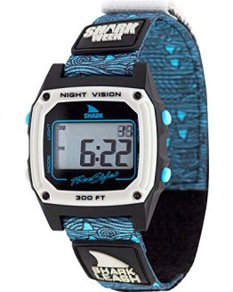 Freestyle Shark Classic Leash Shark Week Blue Fin Unisex Watch