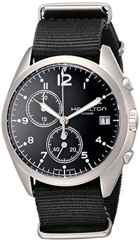 Hamilton Pilot Pioneer Chrono Quartz Men's watch
